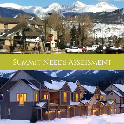 Summit County Needs Assessment